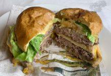 Emanuel Burger Bar Salerno hamburger