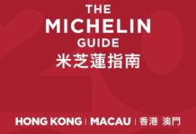 Guida Michelin 2021 Hong Kong e Macao