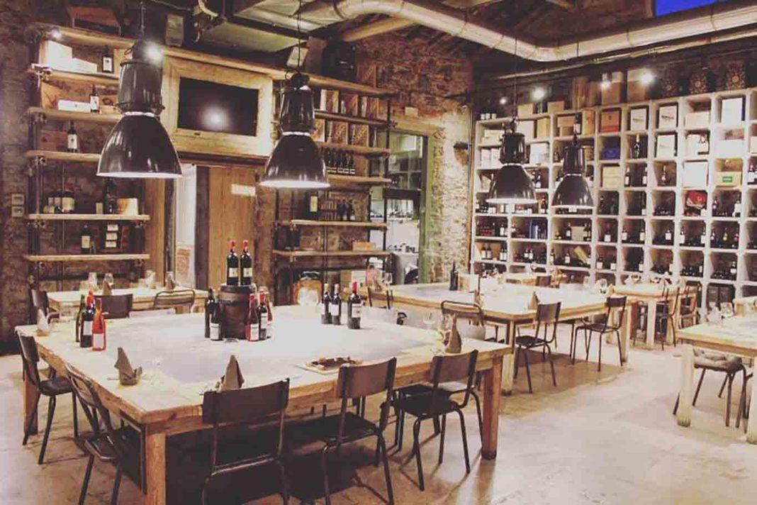 Piazza del Vino ristorante Firenze