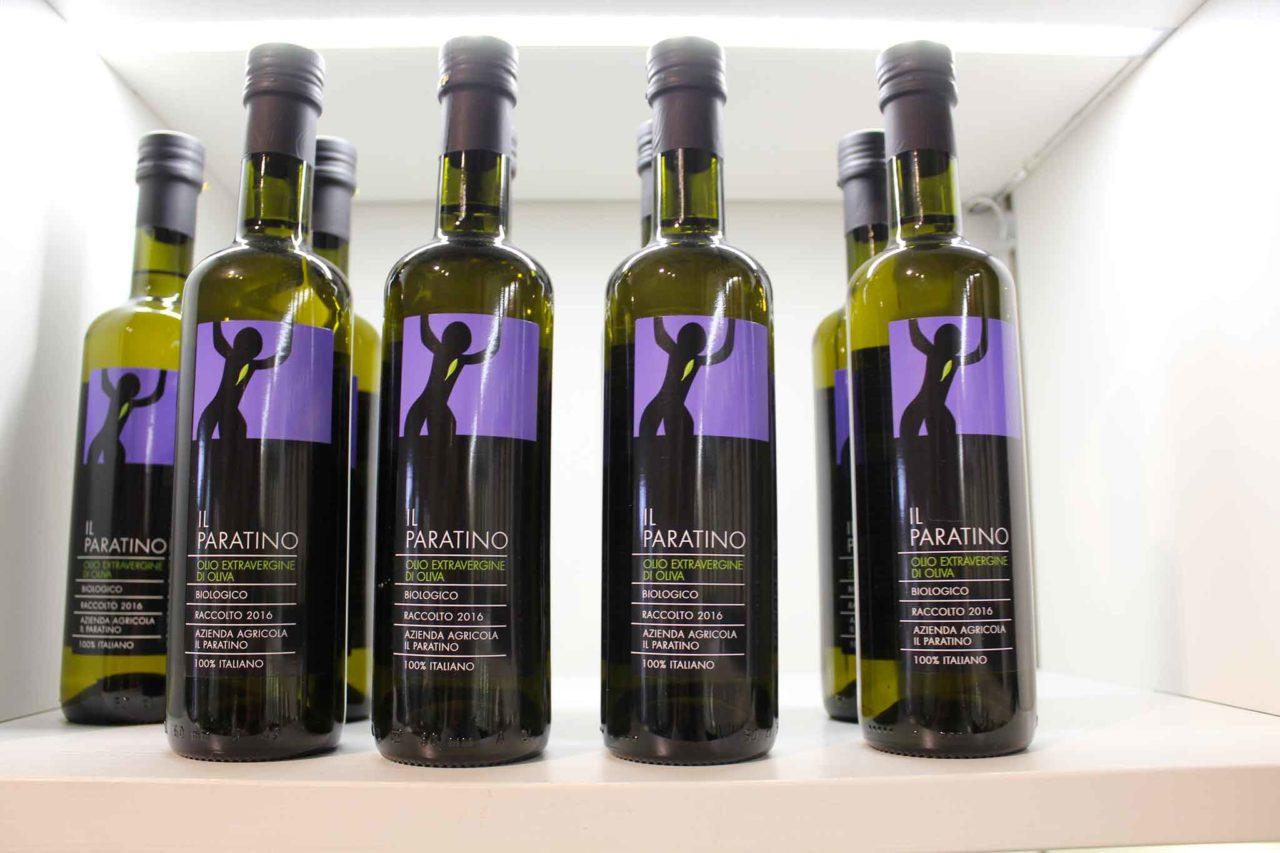 San Patrignano olio