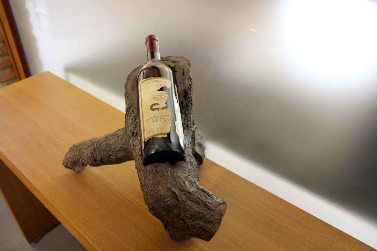 San Patrignano, prima bottiglia di vino