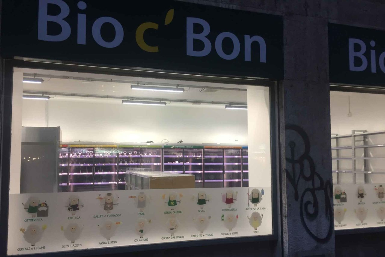 too good to go bio c bon chiuso