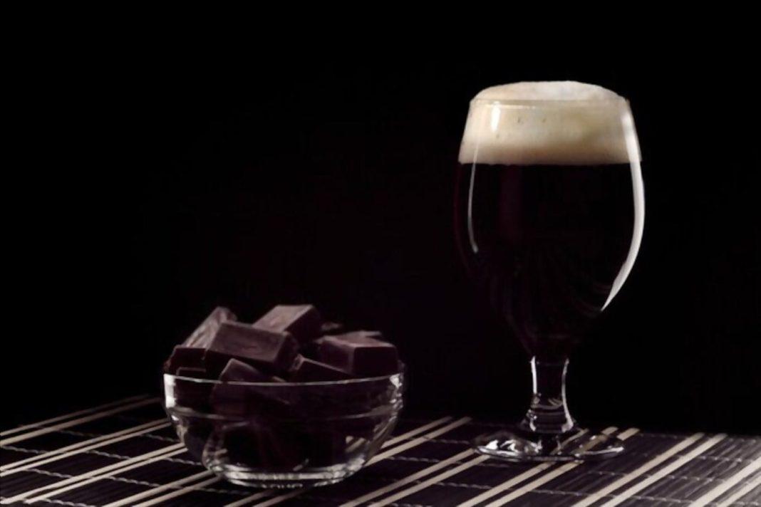 birra e cioccolata