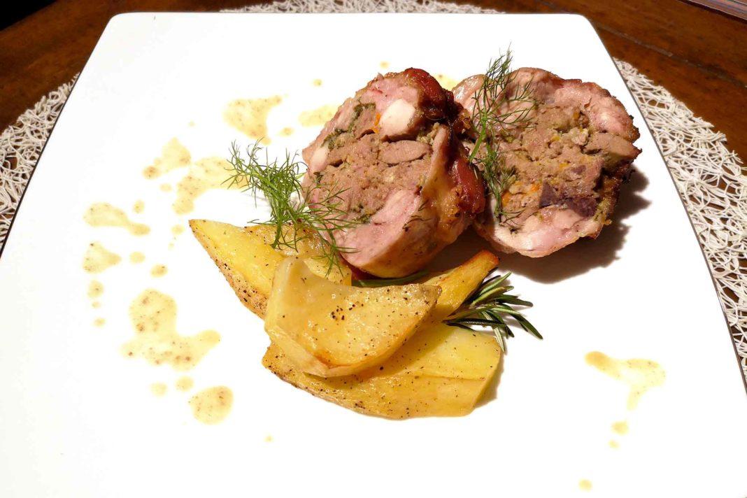 coniglio in porchetta ricetta