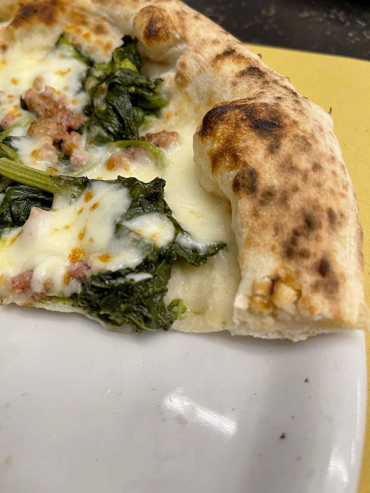 cornicione pizza