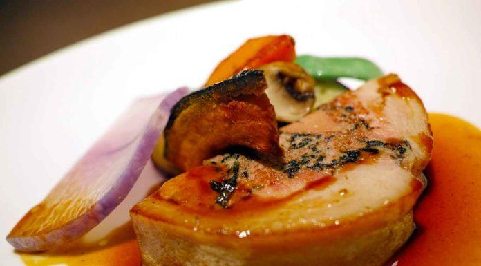 foie gras Albert Roux Le Gavroche