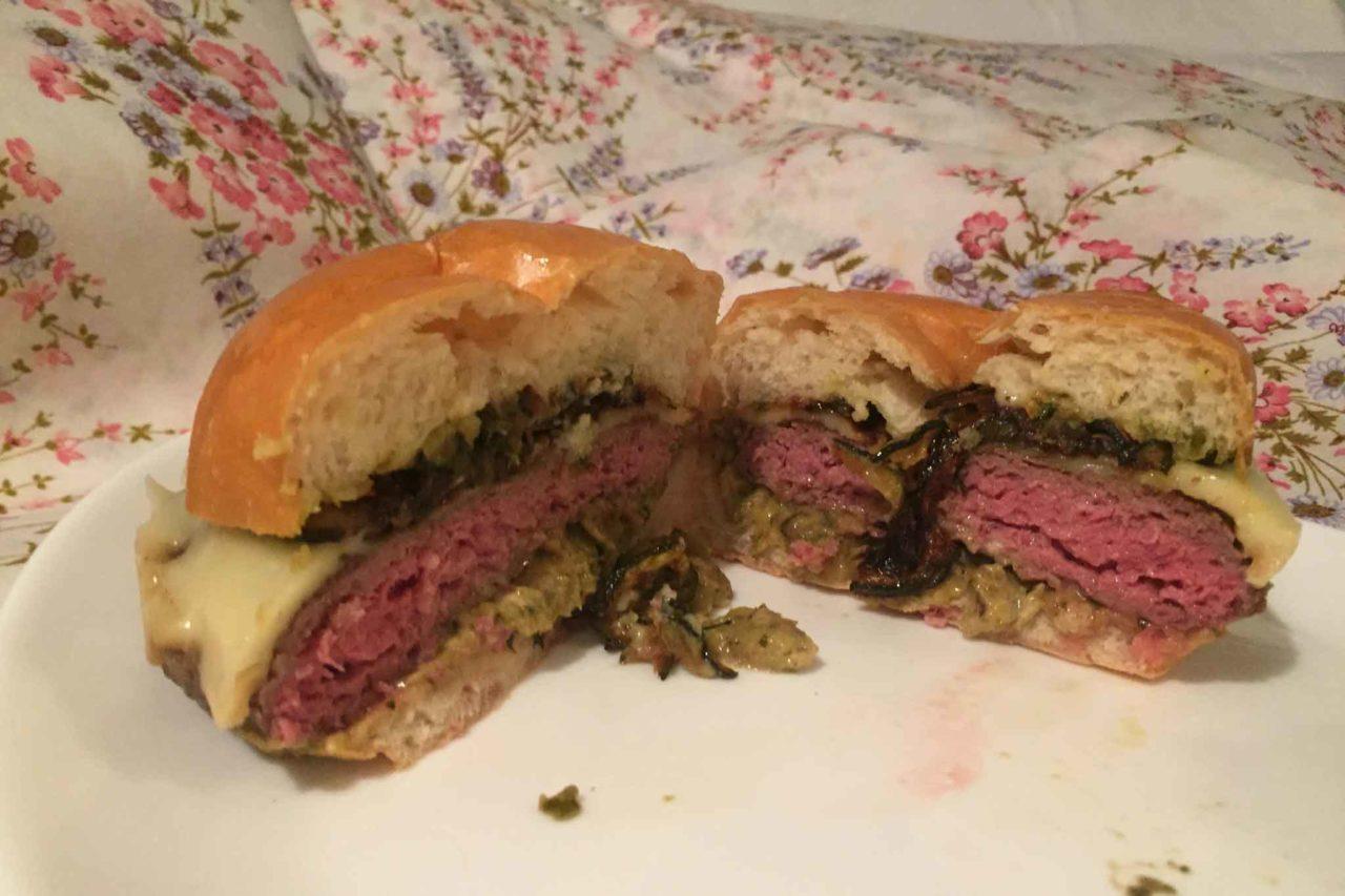 golocious hamburger nerano aperto