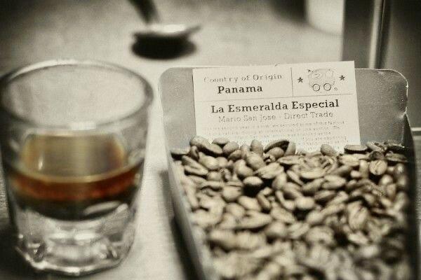 Caffè la esmeralda