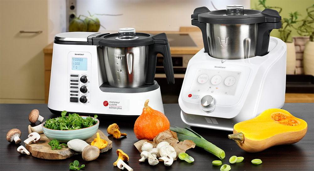 Lidl Monsieur Cuisine robot