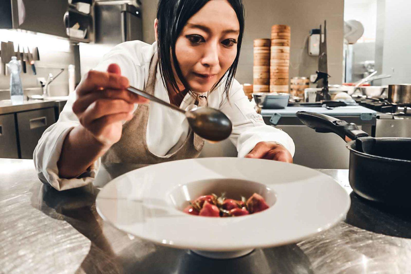 mu fish nova milanese jun giovannini chef