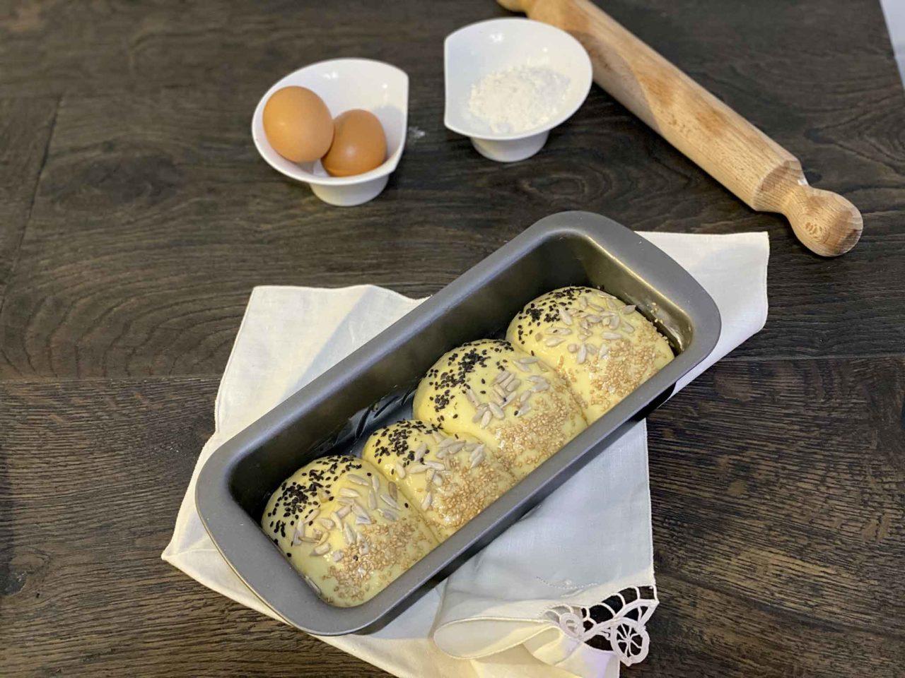 pan brioche ingredienti