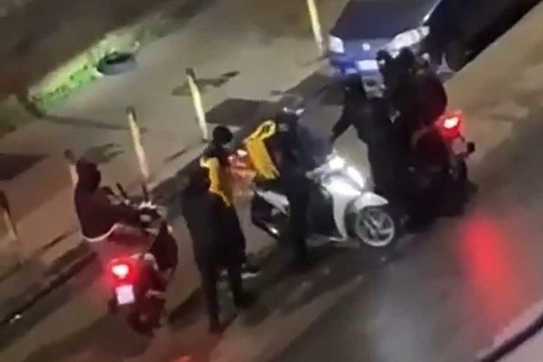 rider rapinato scooter