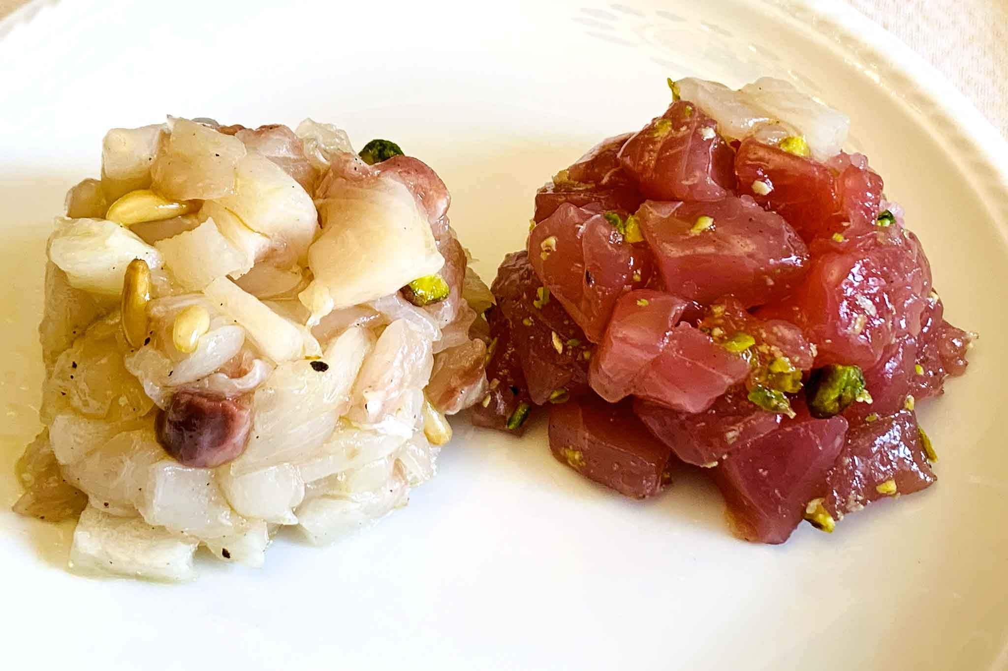 ristorante Lucia Giulianova Abruzzo pesce