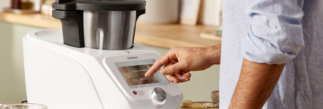Robot da cucina Lidl