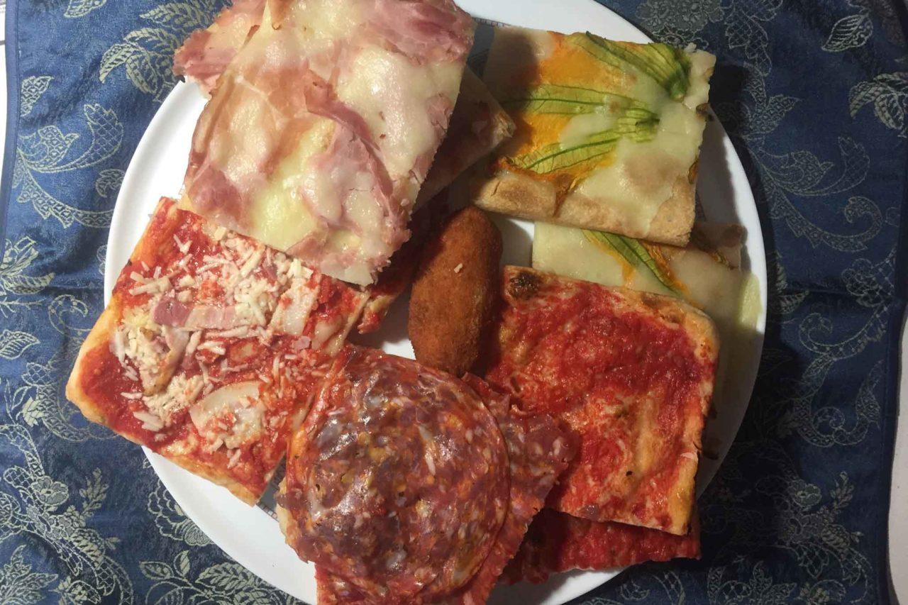 too good to go la farcita pizza romana tranci