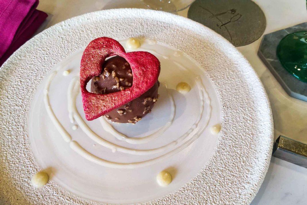 Alessandro Borghese cuore San Valentino dolce