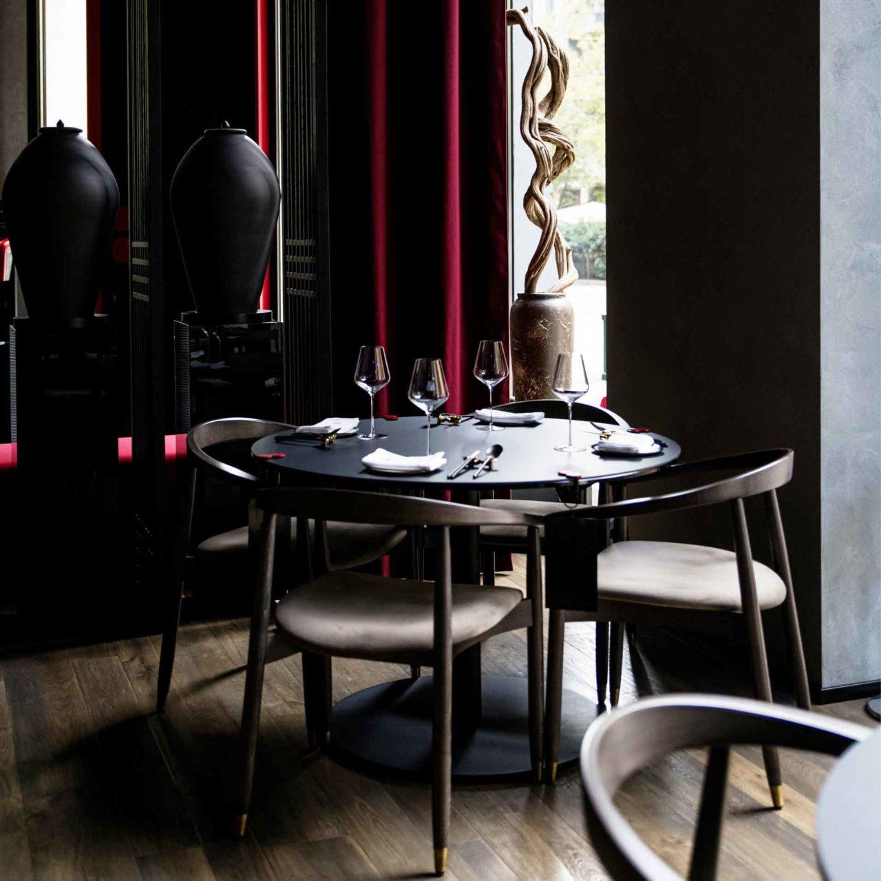 Ba ristorante cinese Milano interni