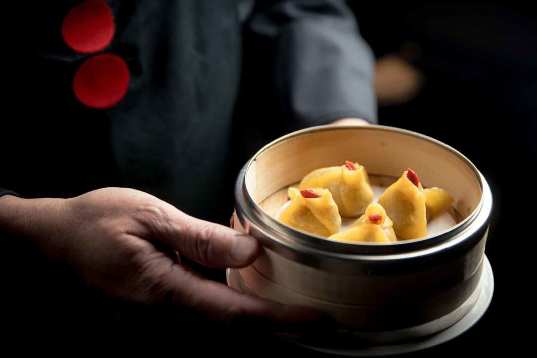 Ba ristorante cinese Milano ravioli al vapore