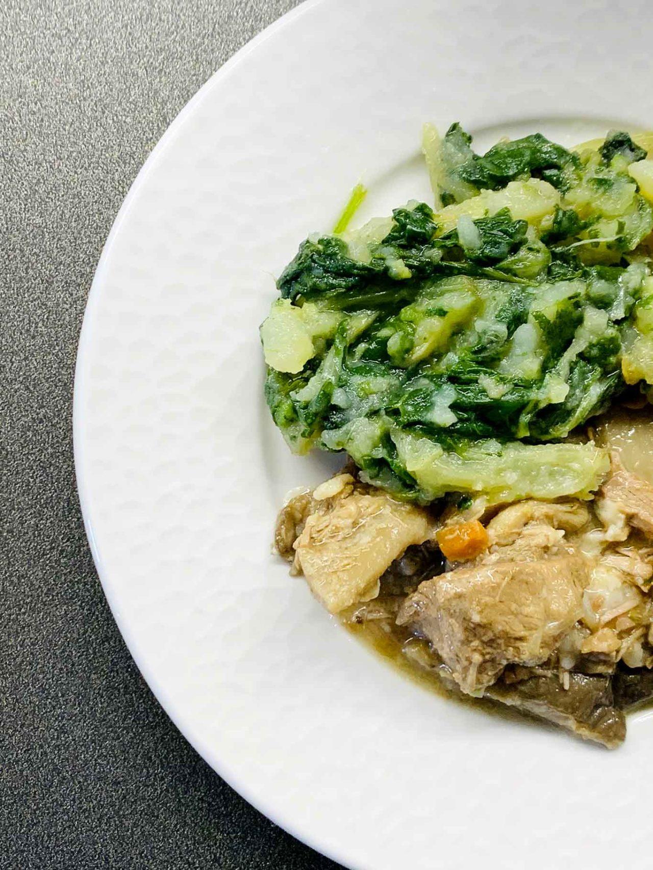 Bottega Culinaria Abruzzo lamb soup delivery