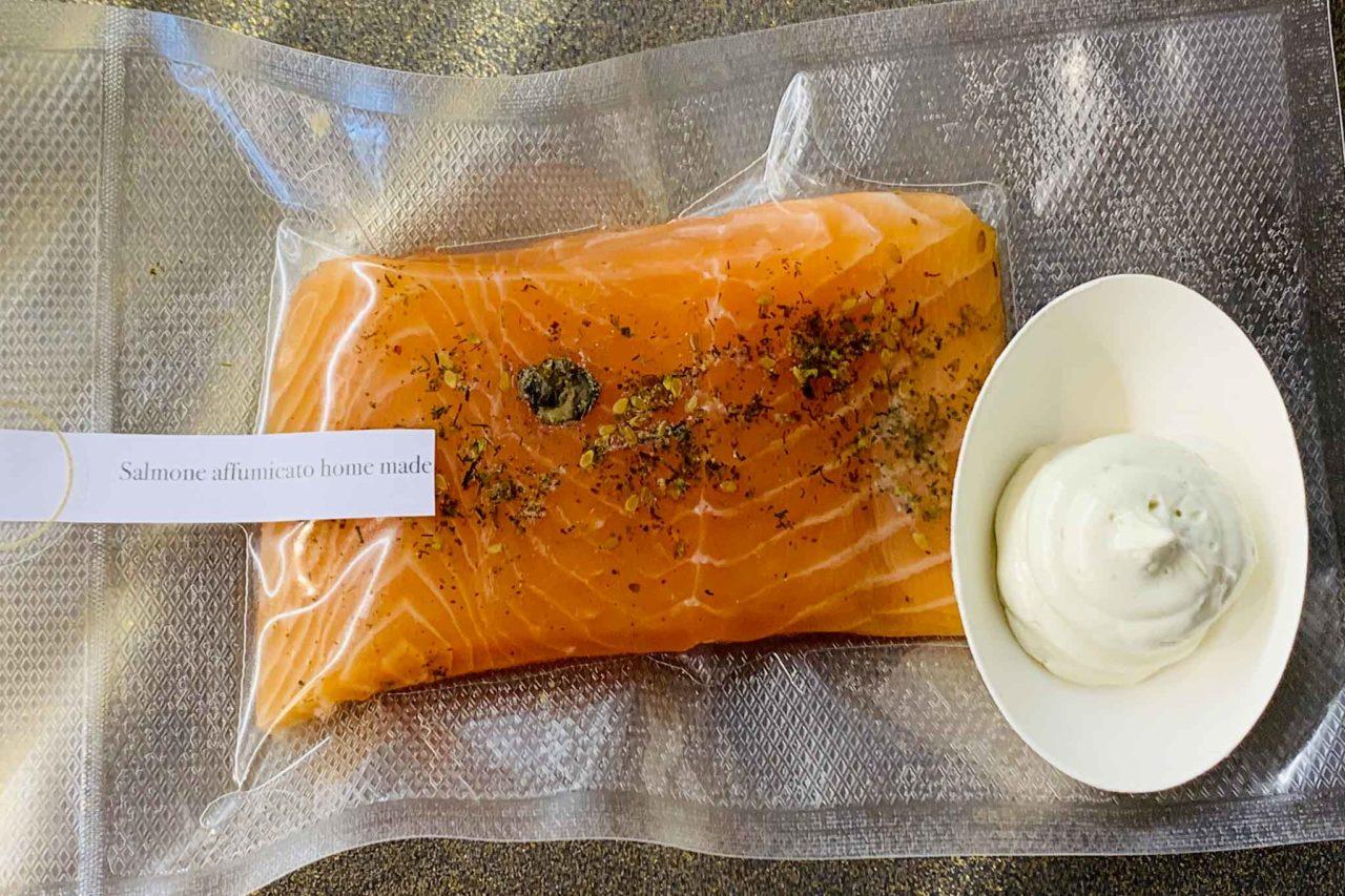 Bottega Culinaria Abruzzo salmone delivery