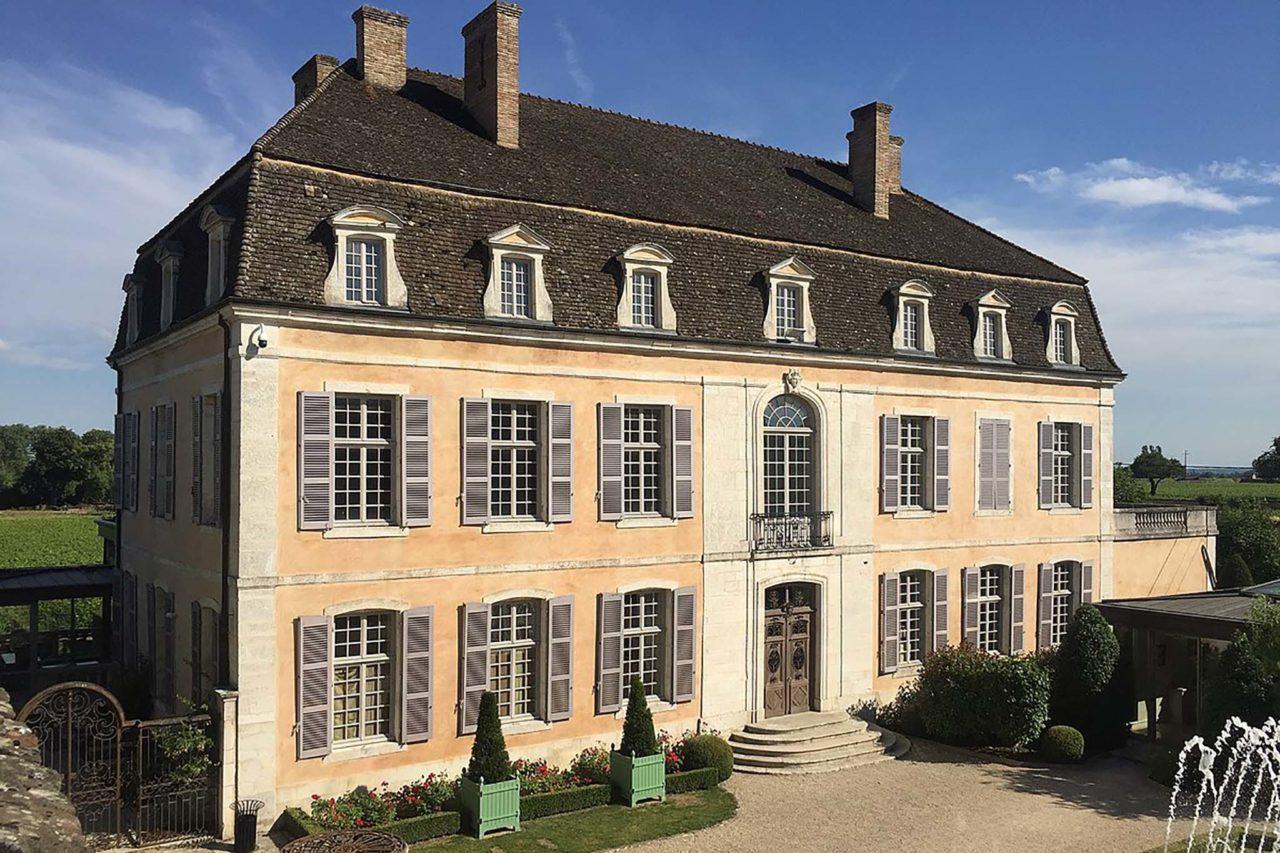 Borgogna Chateau de Pommard
