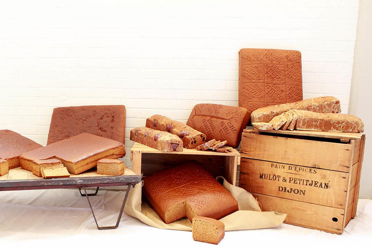 Borgogna pain d'epices Mulot Petitjean Digione