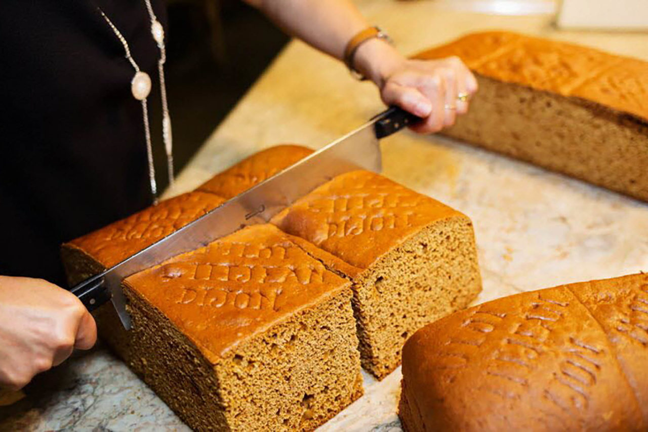 pain d'épices Borgogna