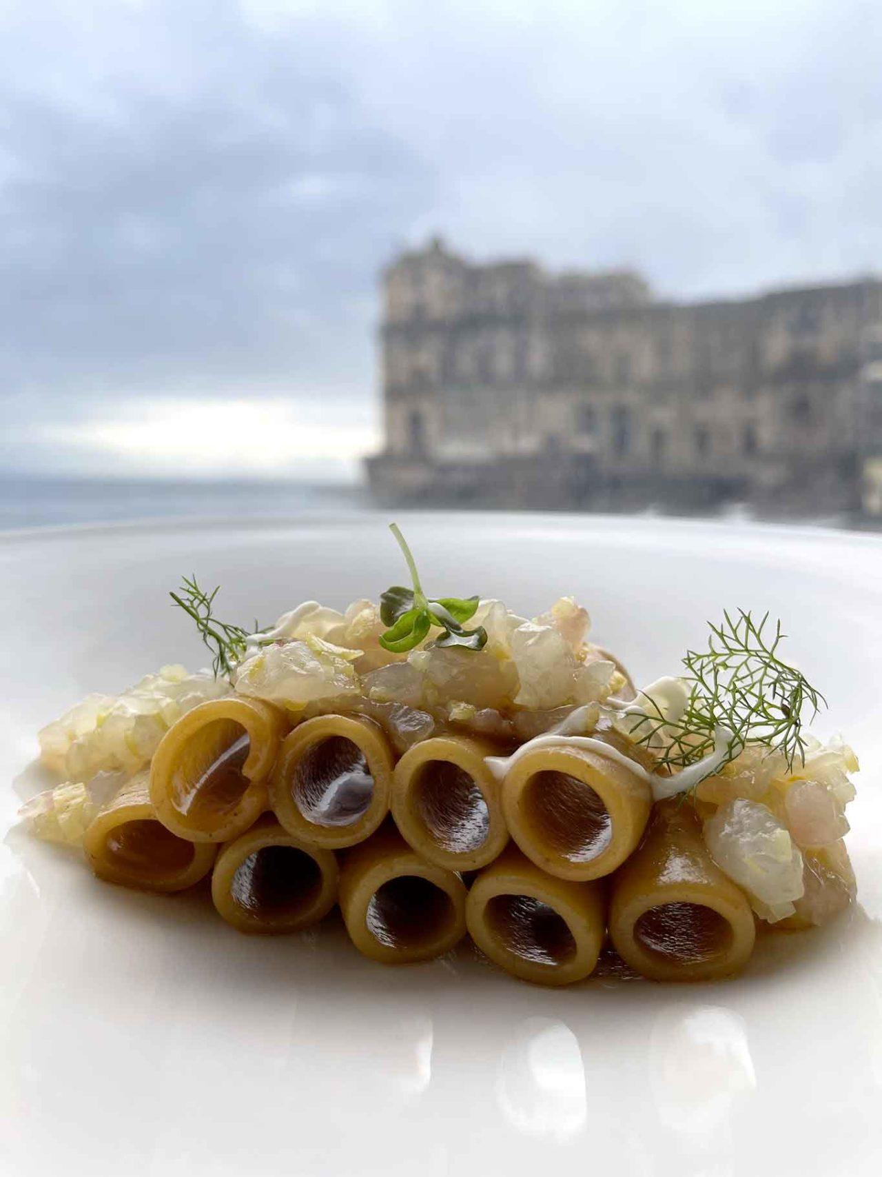 migliori ristoranti di Napoli Palazzo Petrucci