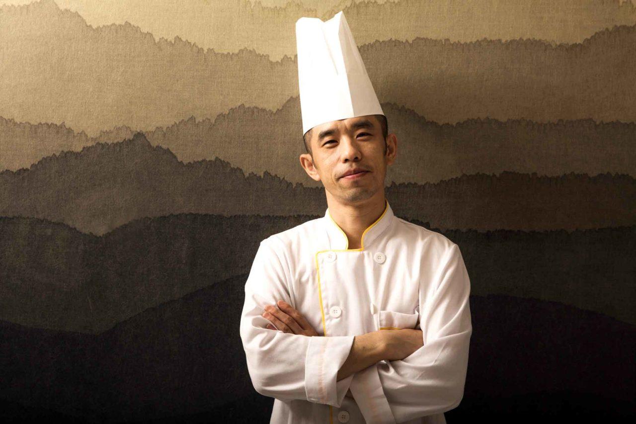 Zhu Guanggiang chef