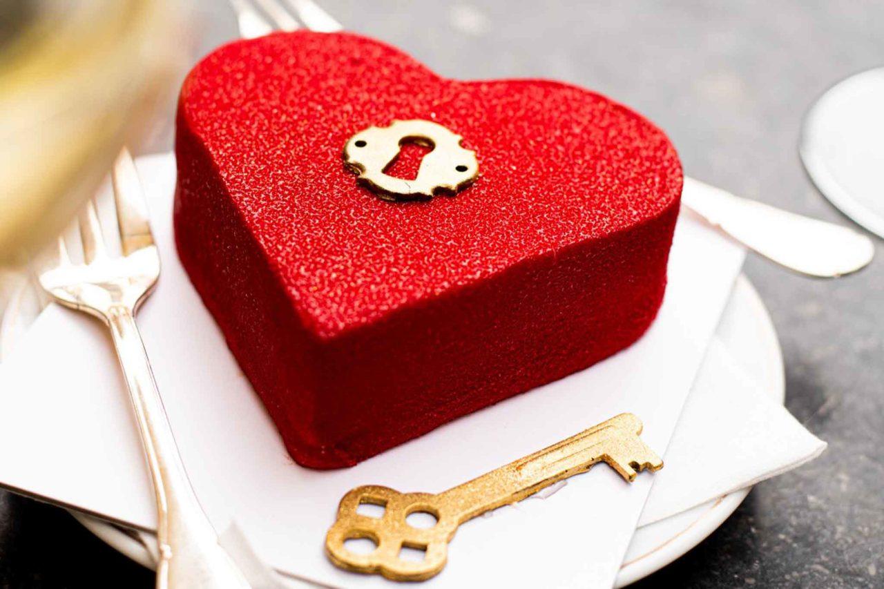 del cambio box cuore san valentino