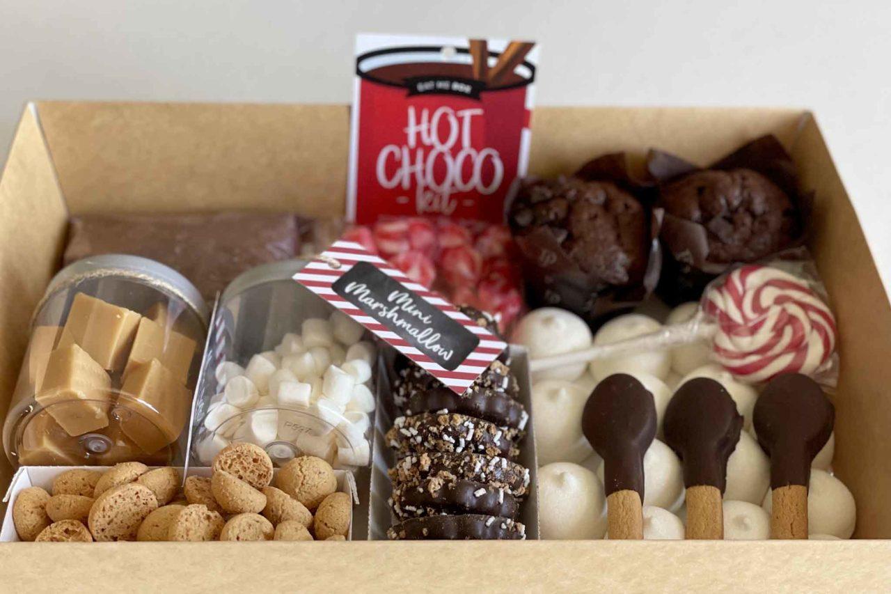 Eat Me Box Roma cioccolata calda