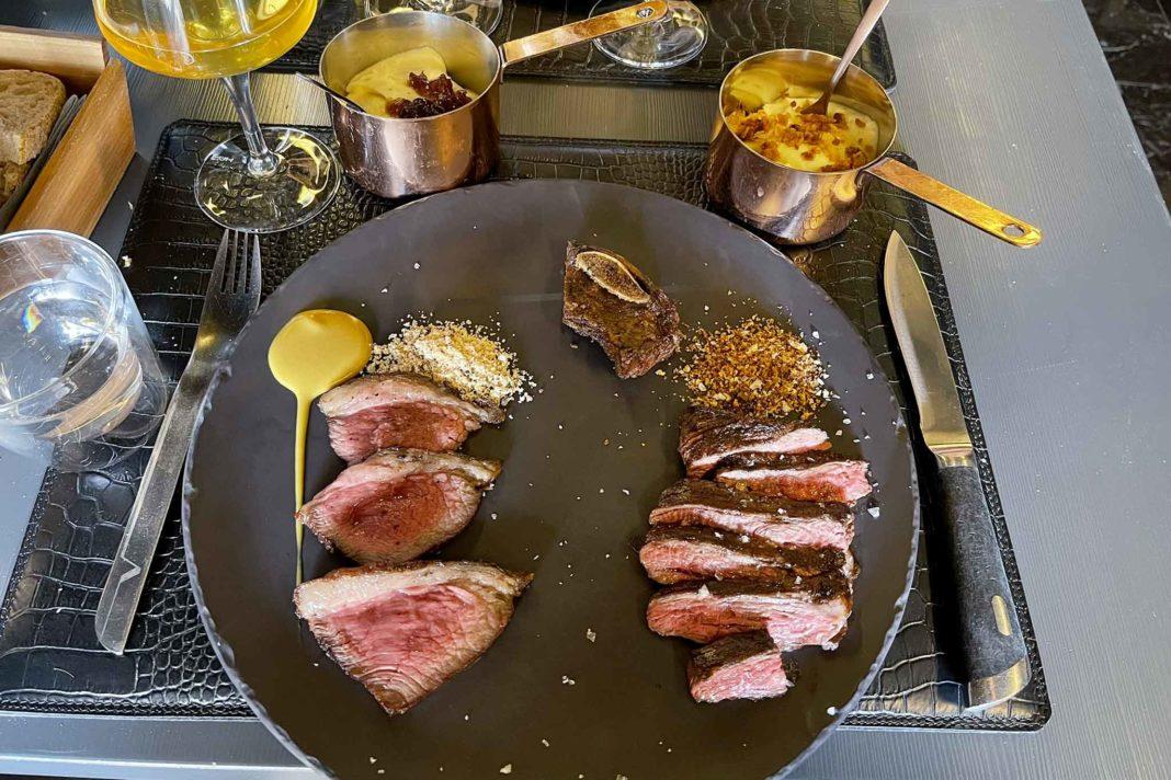 La Griglia di Varrone ristorante di carne Milano