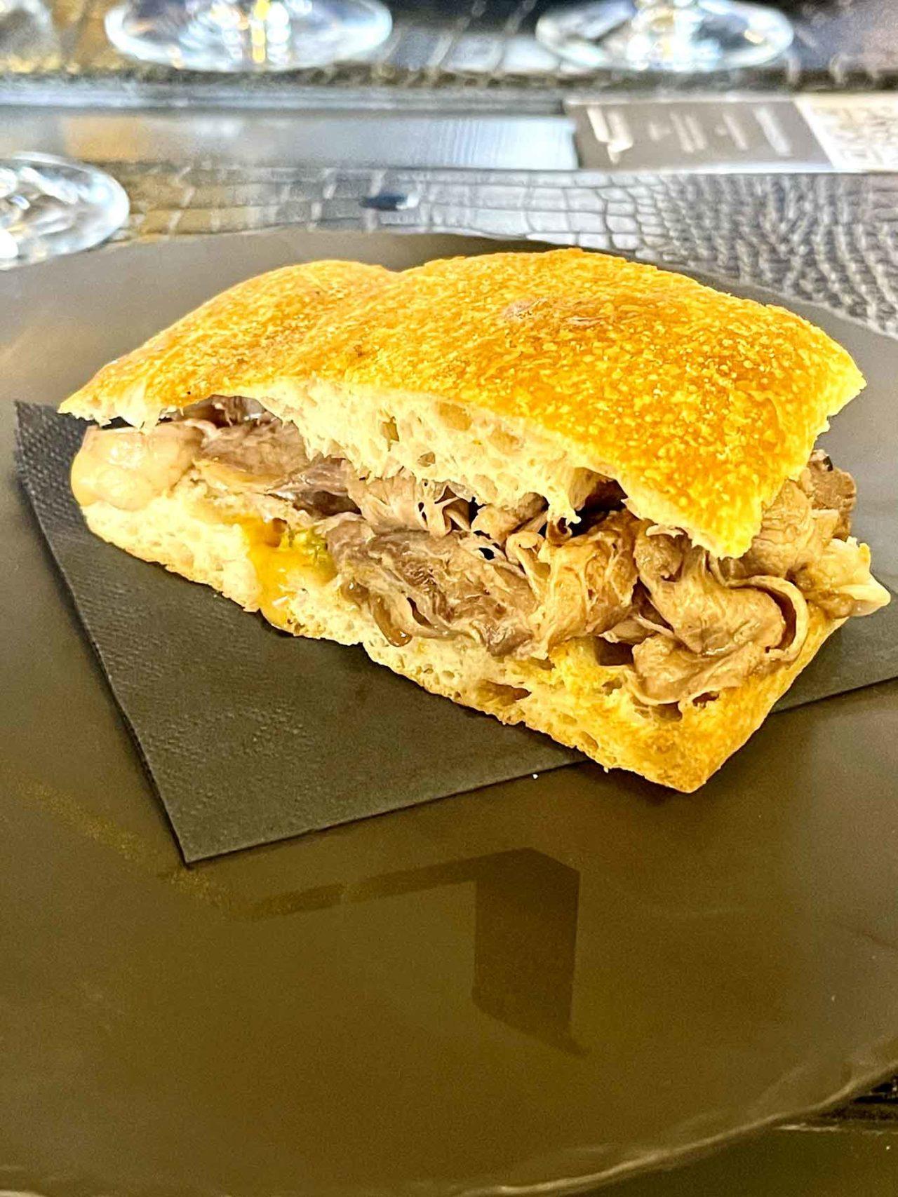 La Griglia di Varrone ristorante di carne Milano pastrami
