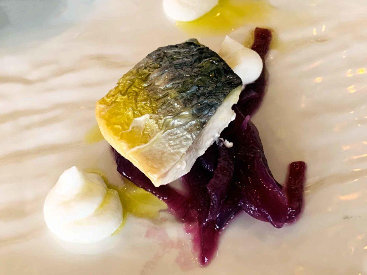 sgombro La Zattera ristorante di pesce Pescara
