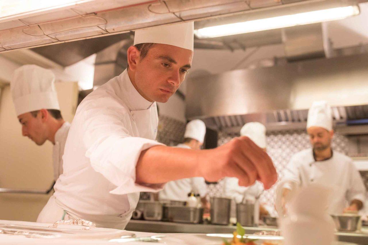 chef gennaro russo sponda sirenuse positano