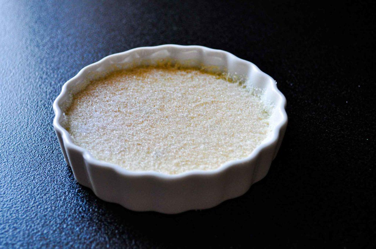 zucchero da caramellizzare