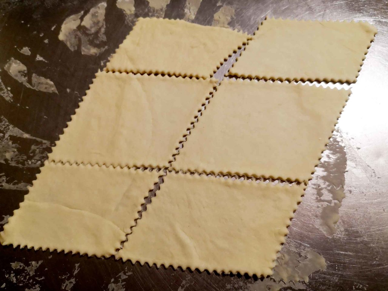 gnocco fritto o torta fritta