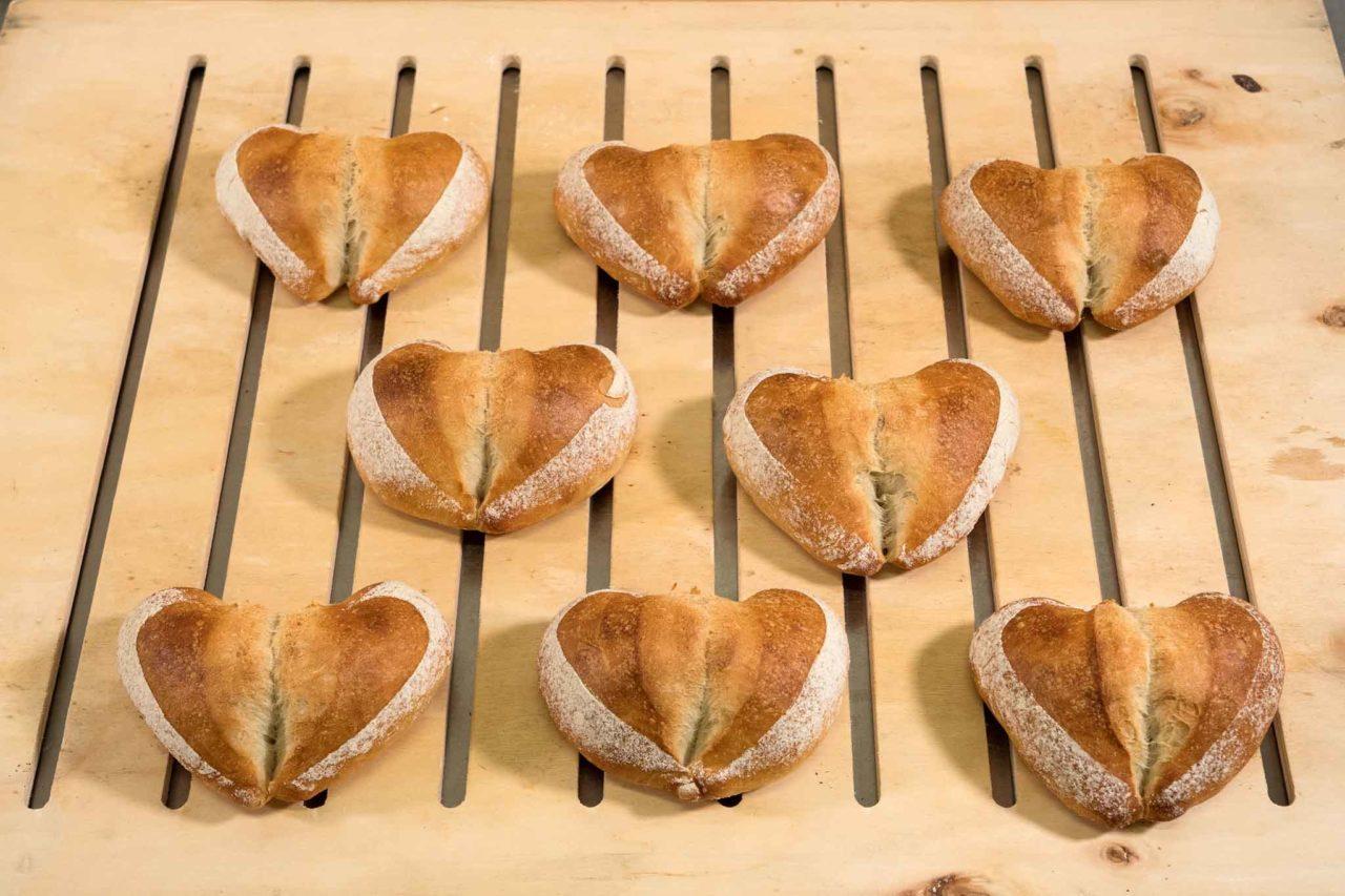 matteo cunsolo pane san valentino pagnotte