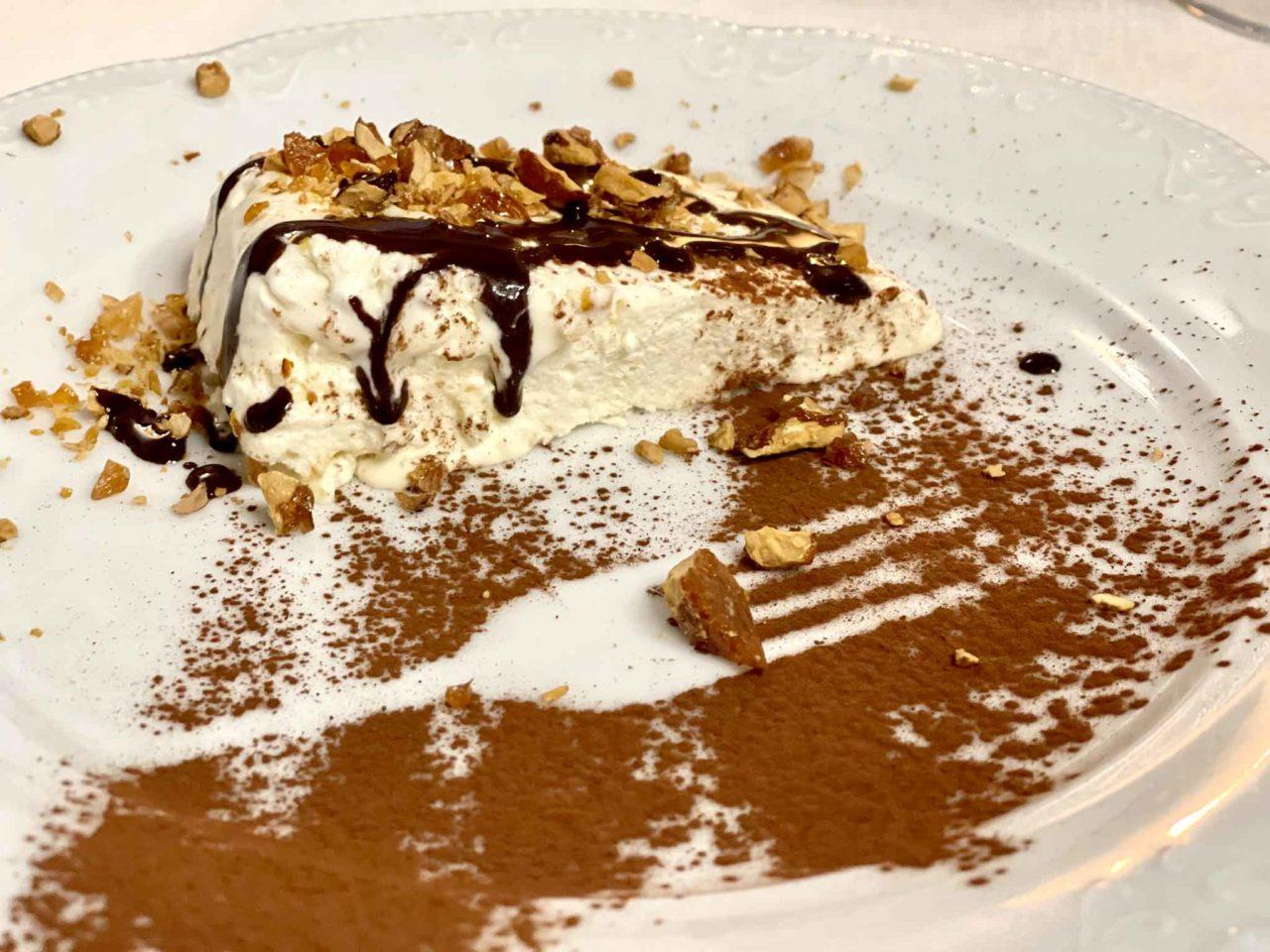 ristorante La Botte Monreale Sicilia dolce Alì Pascià