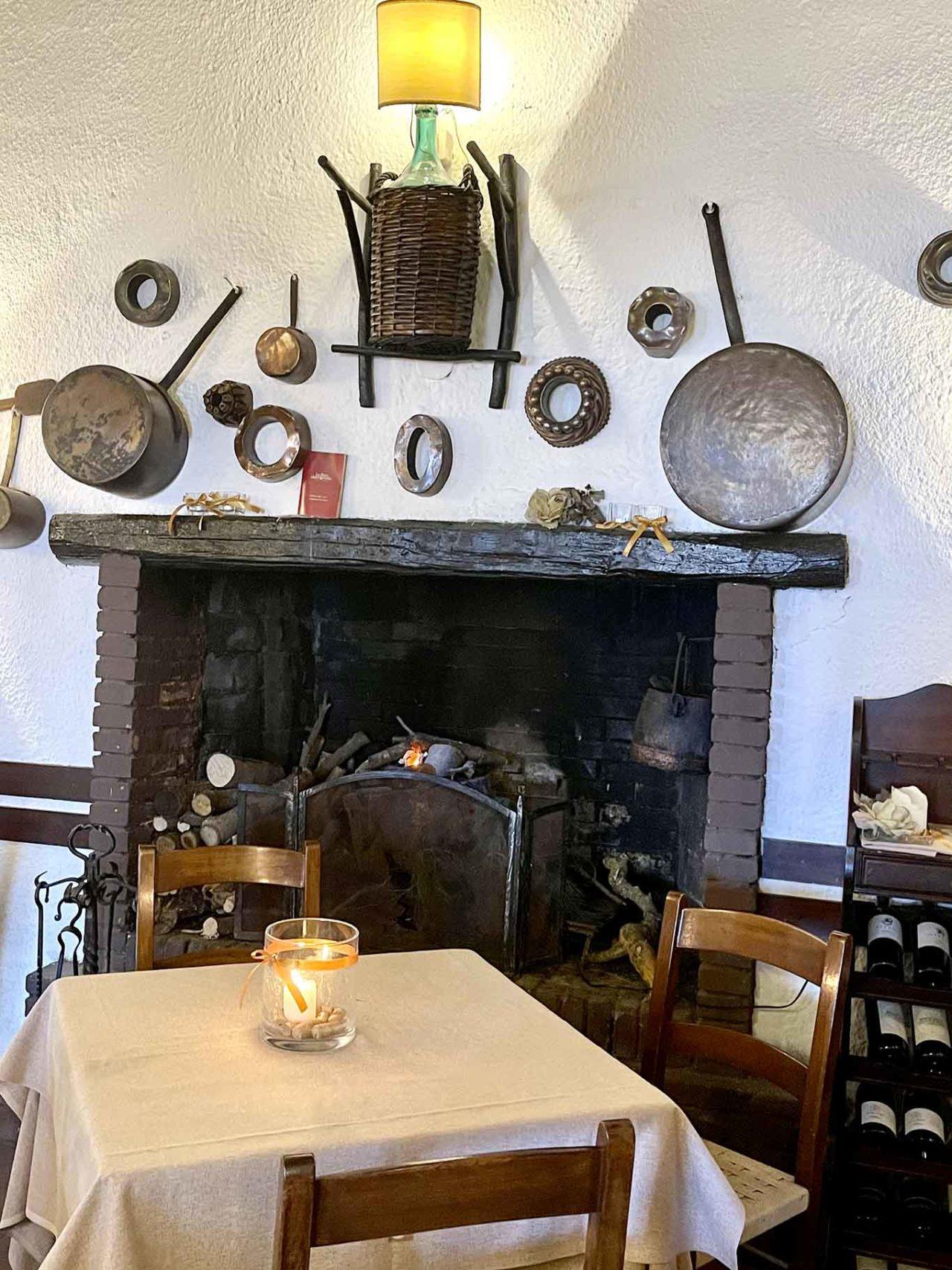 ristorante La Botte Monreale Sicilia