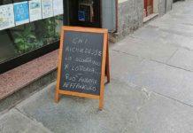 ristorante lotteria scontrini affanculo