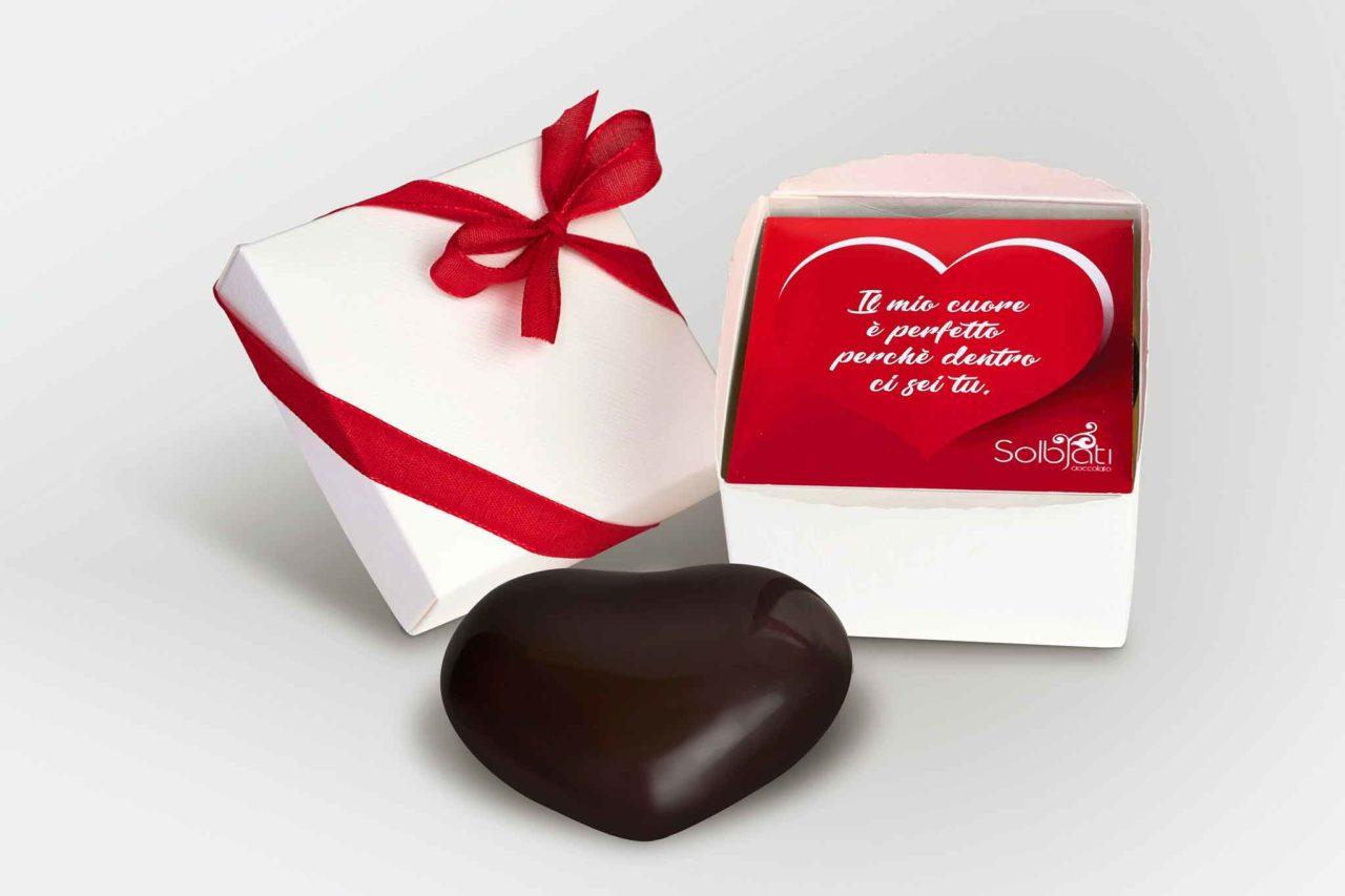 solbiati cioccolato Box Cuore