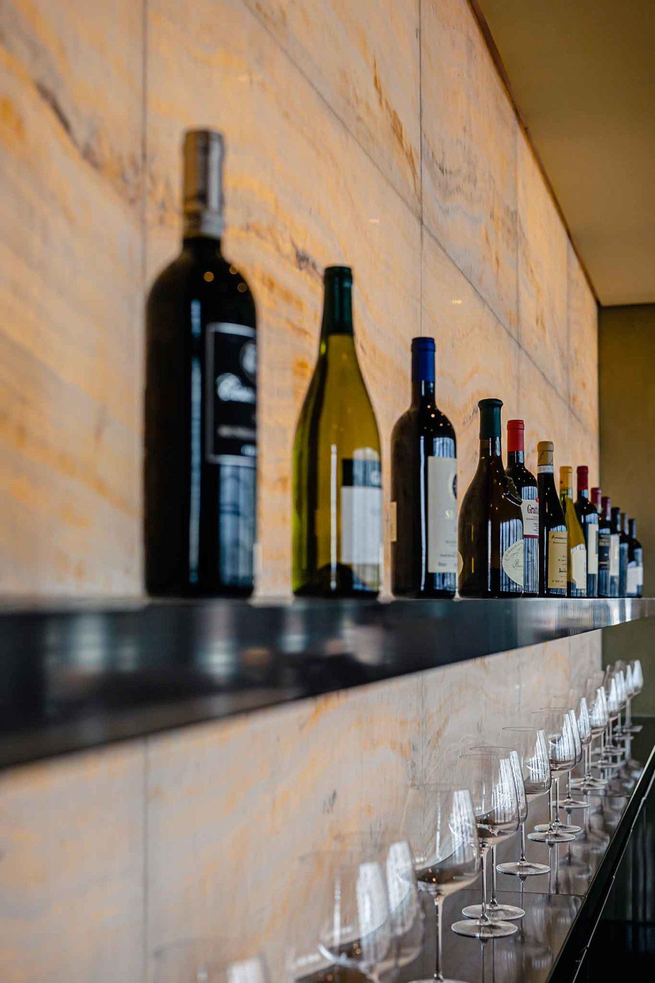 Vineria Armani Hotel Milano vini costosi
