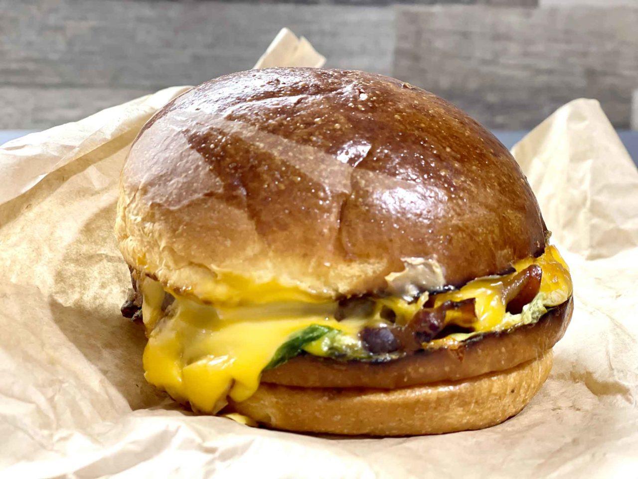 hamburger Dark Kitchen Palermo