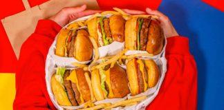 dark kitchen palermo hamburger