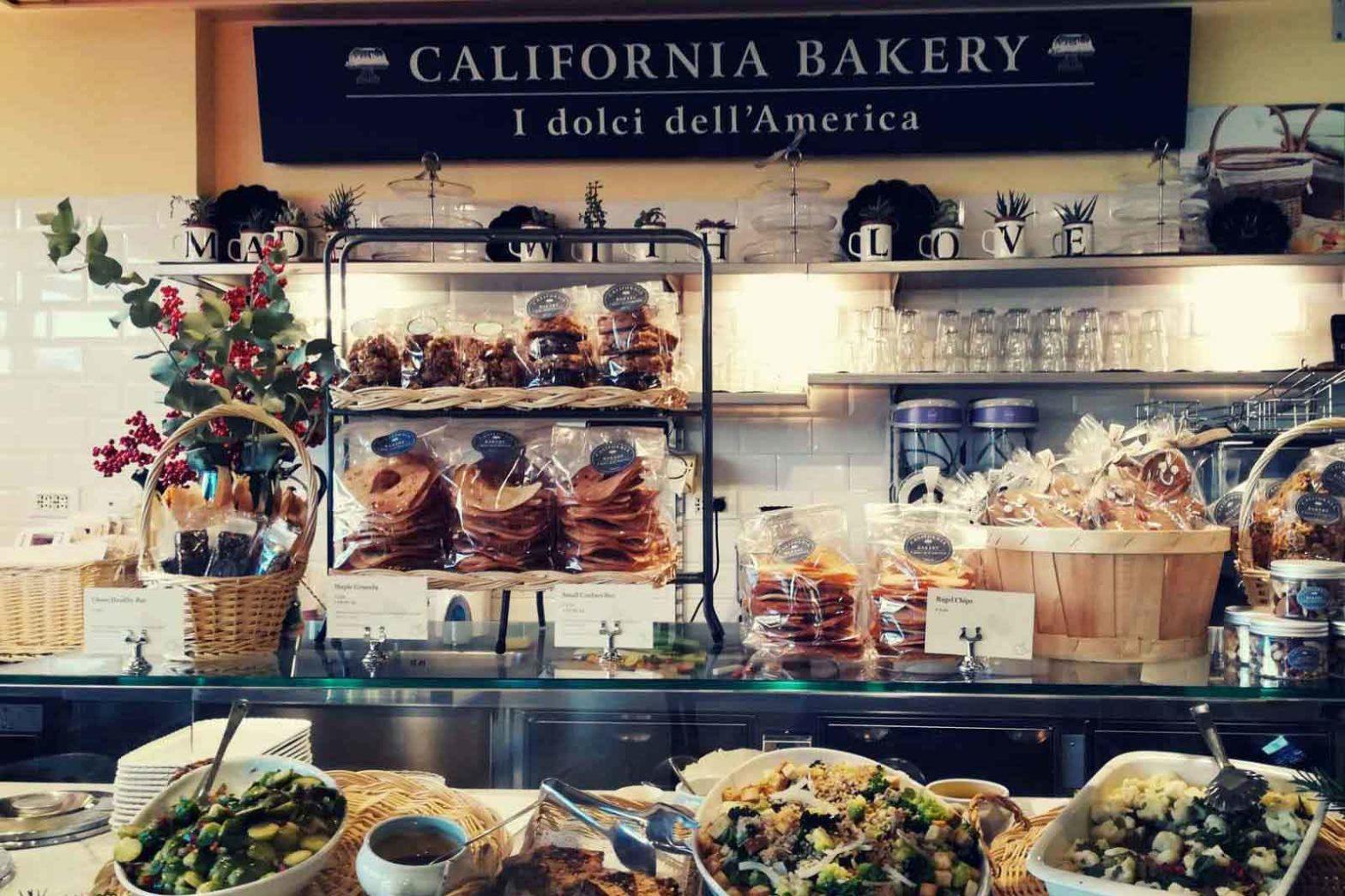 california bakery interno
