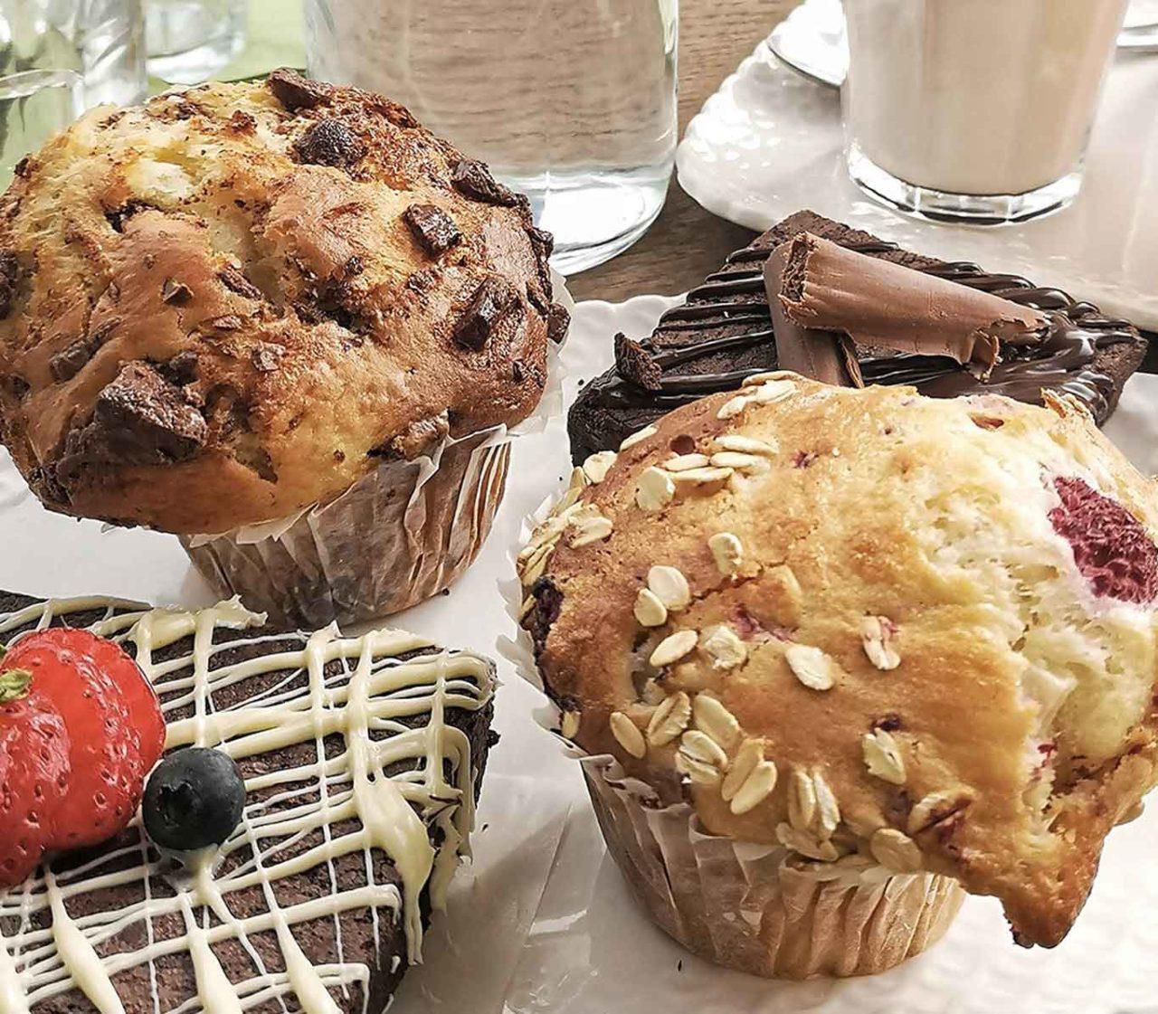 California Bakery Muffin torta