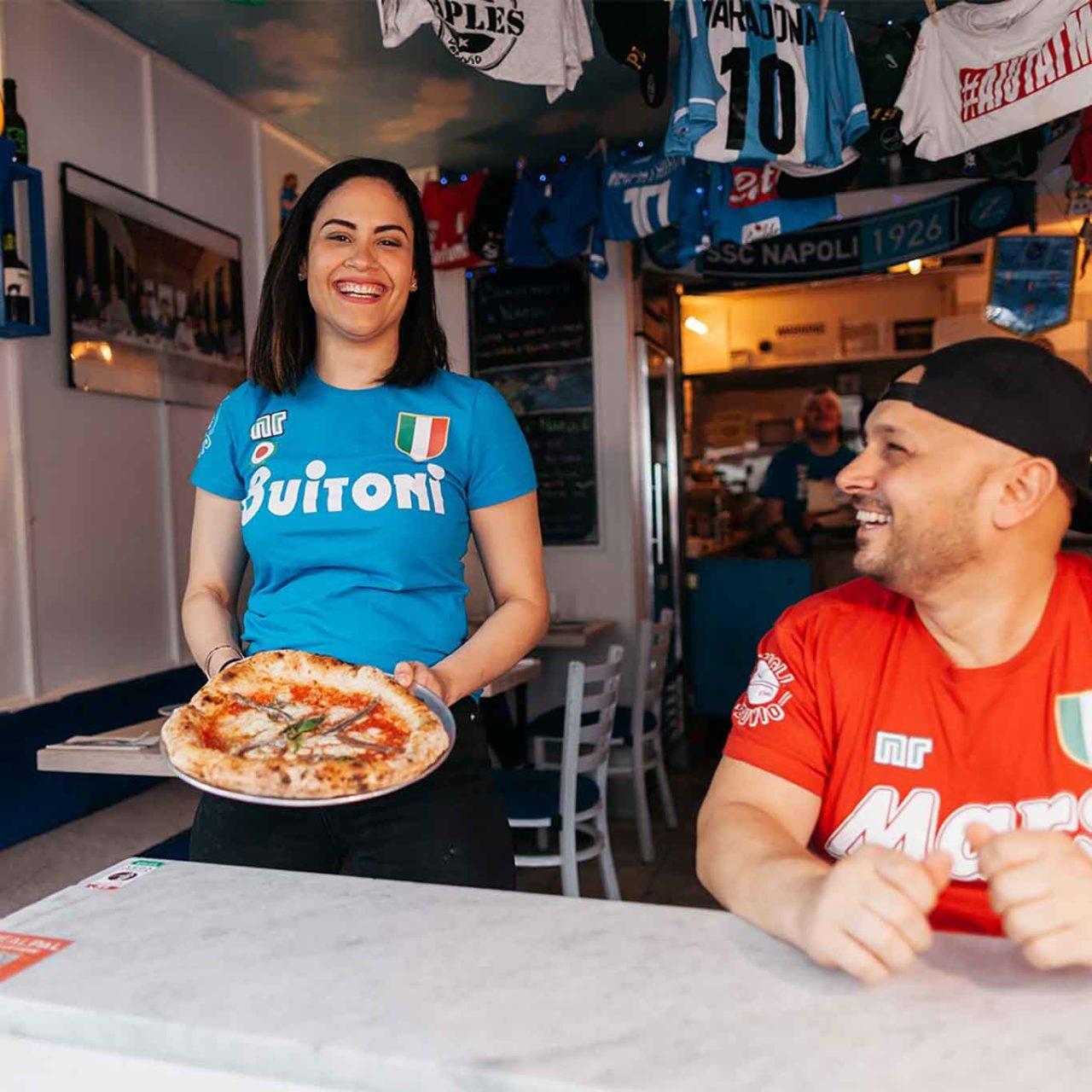 pizza e ristoranti napoletani Song e Napule