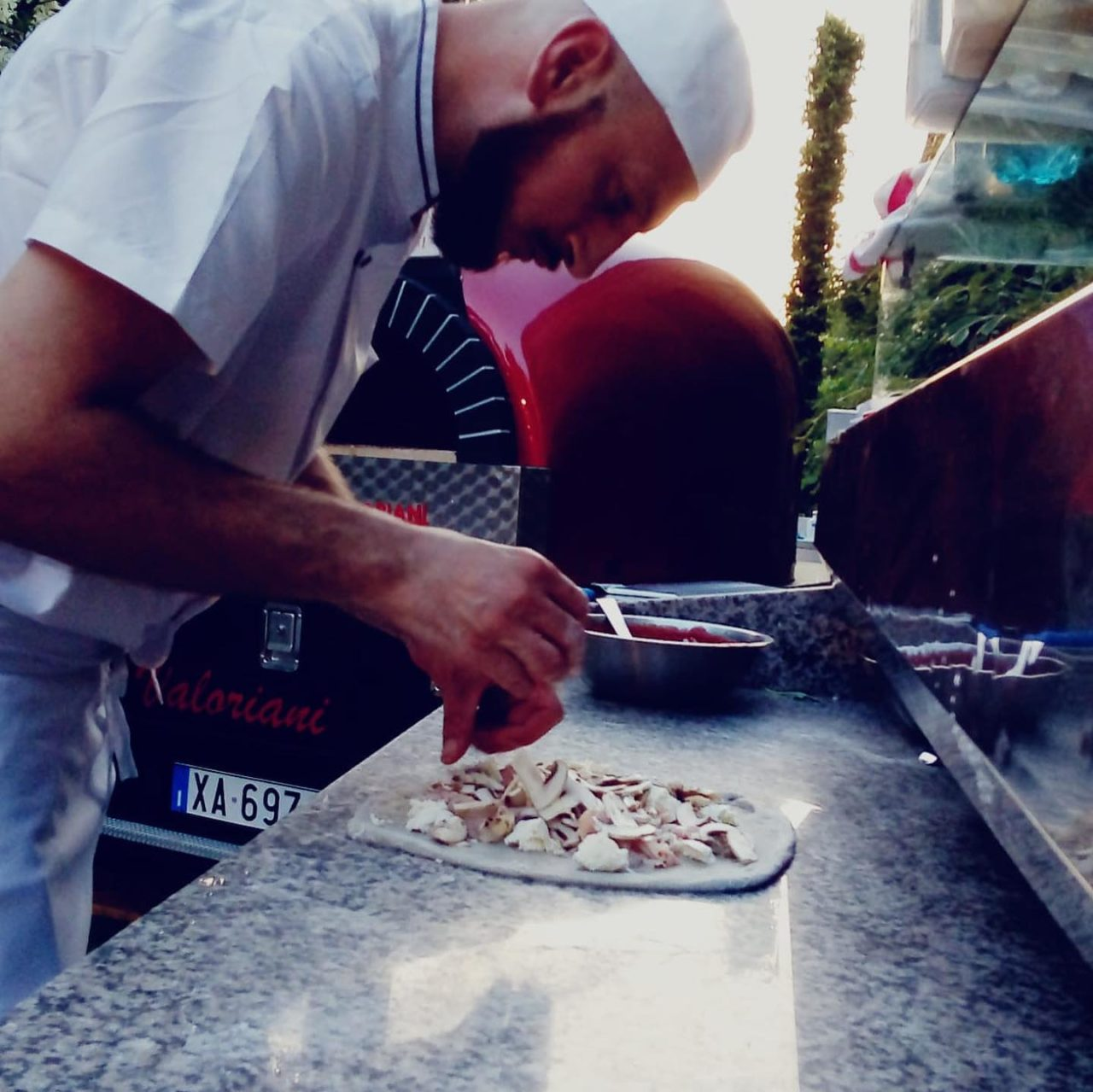 Olio extravergine di oliva miglior pizzaiolo