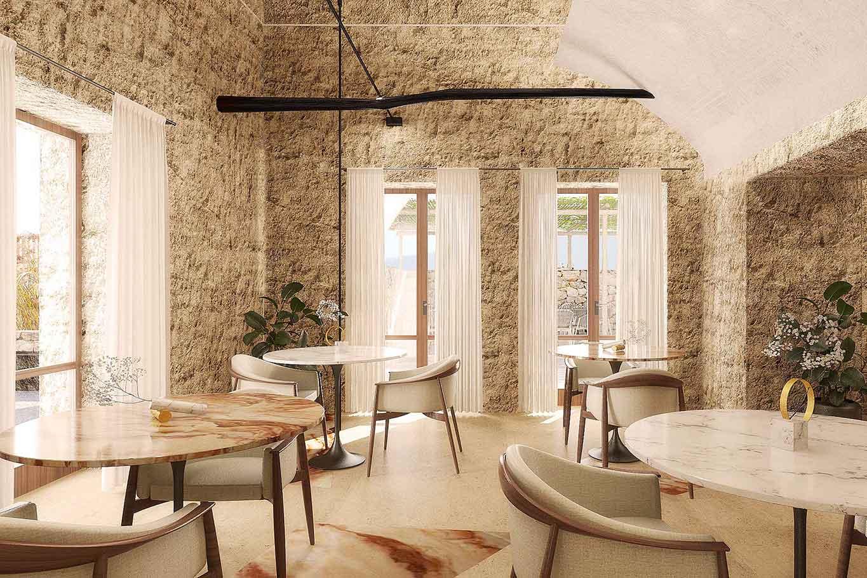Laqua Countryside Antonino Cannavacciuolo Ticciano Vico Equense Penisola Sorrentina ristorante